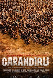 CARANDIRU. Brazilian MD Drauzio Varella starts AIDS prevention in Brazil's largest prison, Carandiru, in São Paulo, where the population is nearly double its 4,000 maximum. Doc learns from experience... Director: BABENCO, Hector. Ref. number(s): POR-010 (DVD).