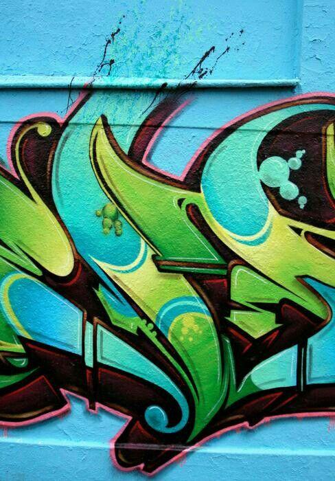 Whimsical Art Graffiti Urban Street Pintura Quirky
