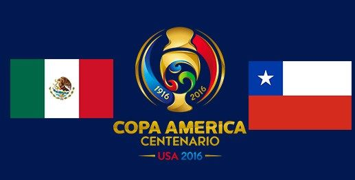Enjoy #Mexico vs. $Chile 2016 #CopaAmericaHighlights