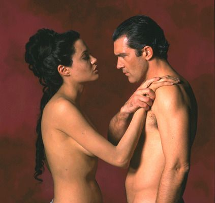 Much angelina jolie with antonio banderas seems impossible