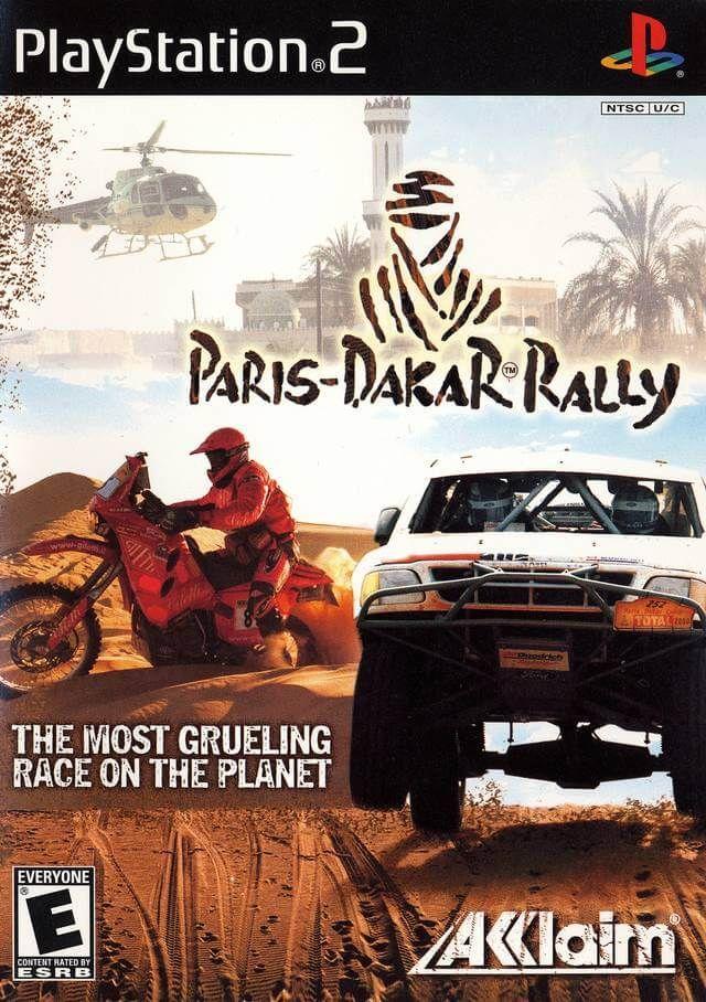 Paris Dakar Rally 2 Español Pal Ps2 Game Pc Rip Juegos Pc Descarga Juegos Vengadores Marvel