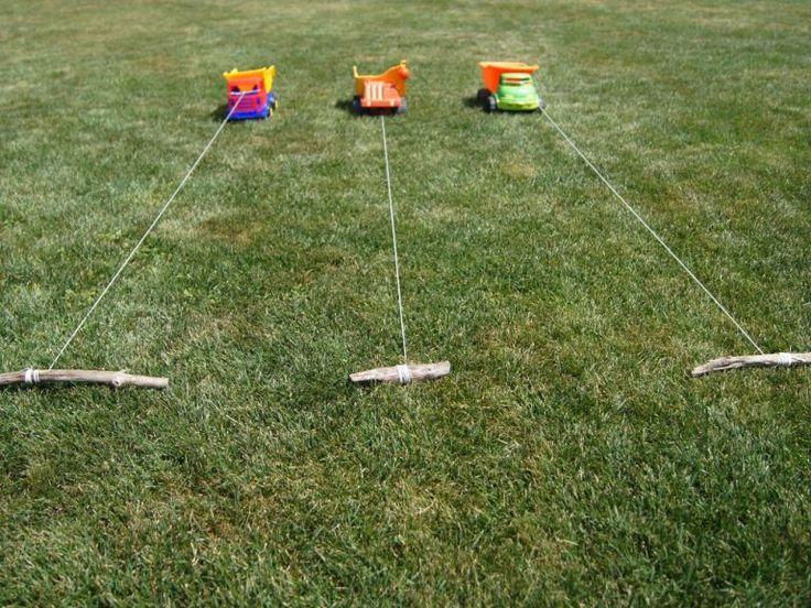 Ideen Fur Einen Kindergeburtstag Fur Kleine Bauarbeiter Baustellen Party Mit Spielen Von Fantasiewe Kinder Party Spiele Partyspiele Kinder Kindergeburtstag