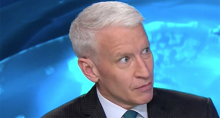 Anderson Cooper stunned by Trump's 'stupid TV show' tweets: He is 'such a raw nerve of emotion'