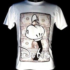 Tee shirt RamJam Fuck Off. #RamJam #Fuckoff #mickey #tshirt #homme #streetwear #fashion