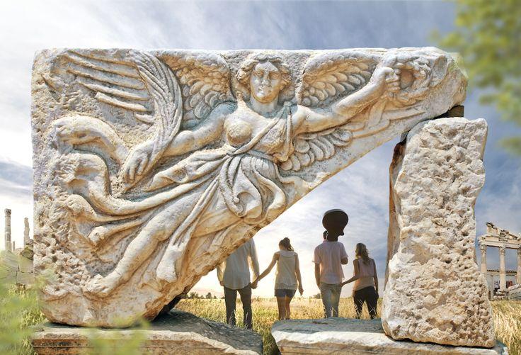 Pergamon- Kozak Plateau - Izmir Convention & Visitors Bureau