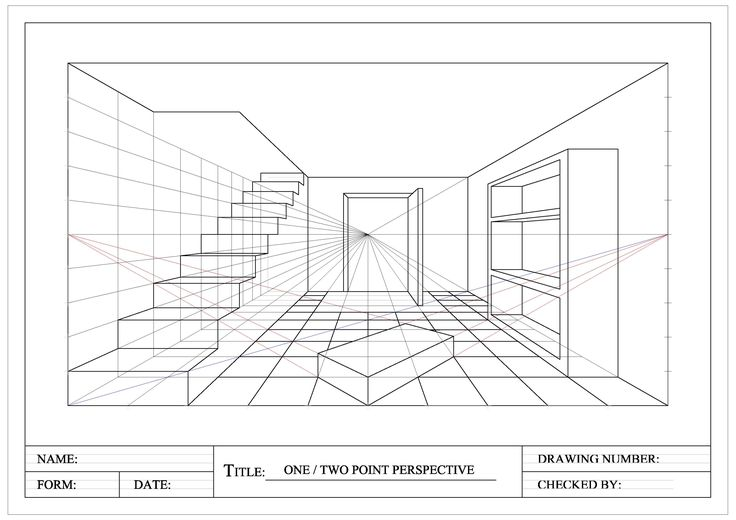 Perspective | Perspective Drawings « Graphical Communication