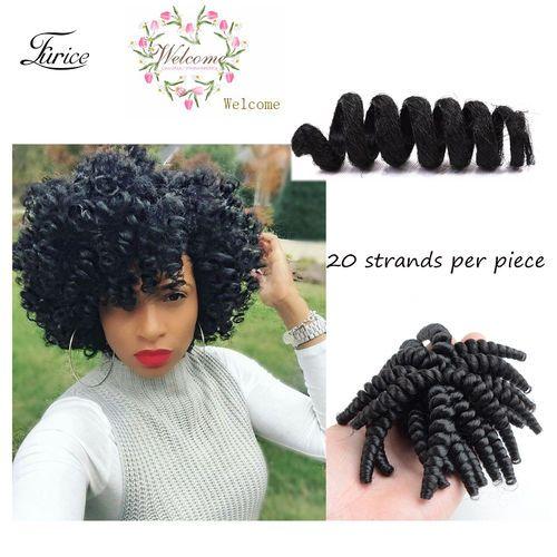 Braids Color. Braids Quantity 20Strands Per piece. Material Top Quality kanekalon Synthetic Fiber. Hair Name Curlkalon Toni.   eBay!