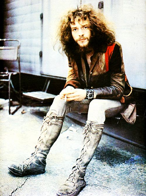 Ian Anderson of Jethro Tull, uncredited