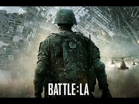 Battle Los Angeles  2011 Action / Sci-Fi Full Movies