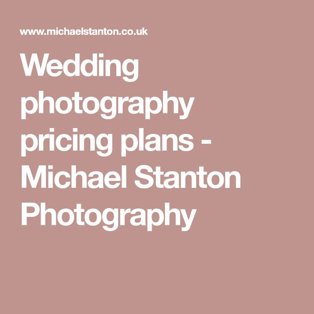 Best 25+ Wedding photography pricing ideas on Pinterest Wedding - wedding photographer resume