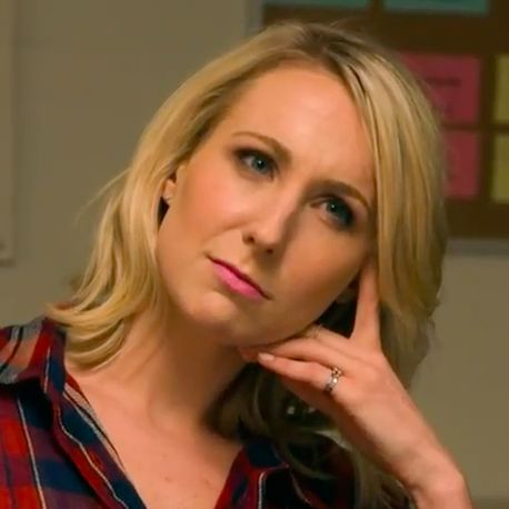 Nikki Glaser - Comedian  So would love to see her live one day, or get an autograph photo of her!  www.amedicsworld.com