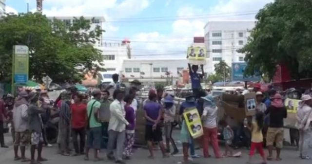 Supporters blocked from hearing of Poipet opposition commune chief