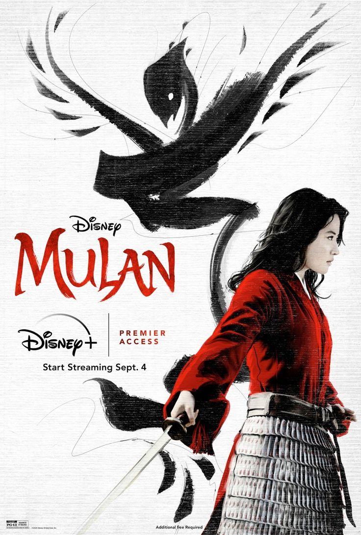 Mulan 2019 posters de personajes en 2020 mulan