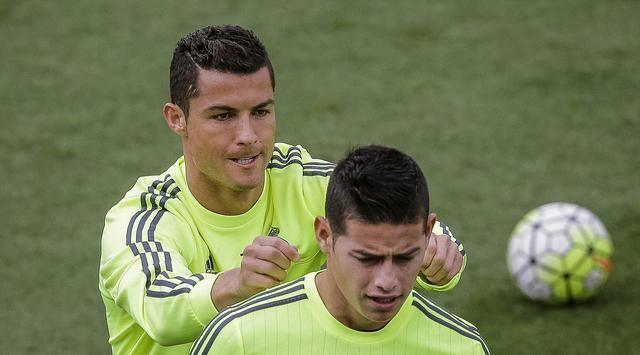 Harga Transfer Antar Pemain sudah Terbit, Analisa Label harga transfer untuk bintang andalan Real Madrid, yakni Cristiano Ronaldo serta James Rodriguez