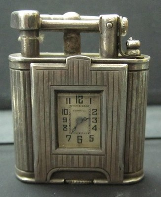 vintage dunhill sterling watch effect Universite