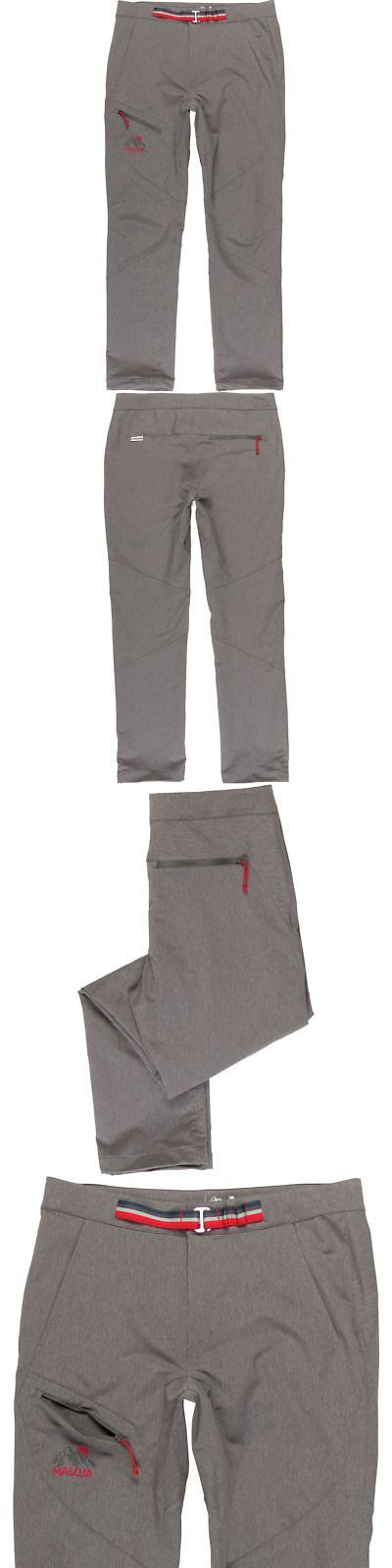Clothing 101685: Maloja Beifussm. Pant - Men S Charcoal Xl -> BUY IT NOW ONLY: $87.97 on eBay!