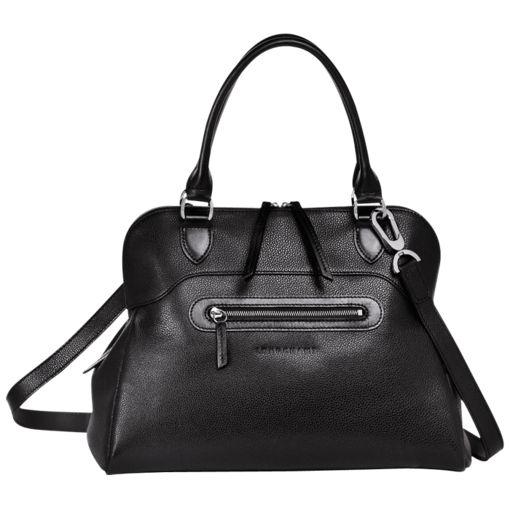 Handbag - Le Foulonné - Handbags - Longchamp - Beige - Longchamp International