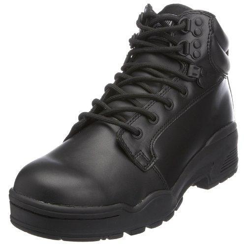 CAT Lifestyle - Calzado de protección para hombre EU / UK, color negro, talla UK Med EU / Med UK