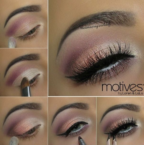 spring-makeup-tutorial From Motives by Loren Riddinger MotivesCosmetics.com/marionperkins