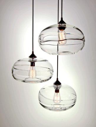 Love these John Pomp pendent lights