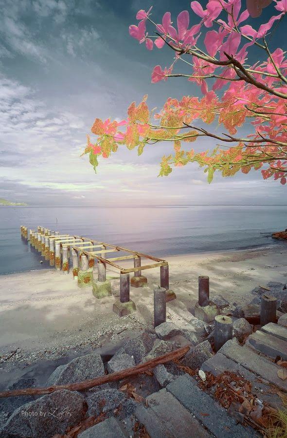 Robina Beach - Penang, Malaysia. wanderlust wish list @LaVieAnnRose