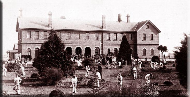Ballarat Reformatory before 1893 - Max Harris photo