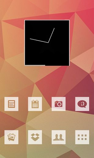 MNML White Theme Go/Nova/Apex v3.3  Requirements: Android 2.0 and up  Overview: includes 1200+ beautiful icons