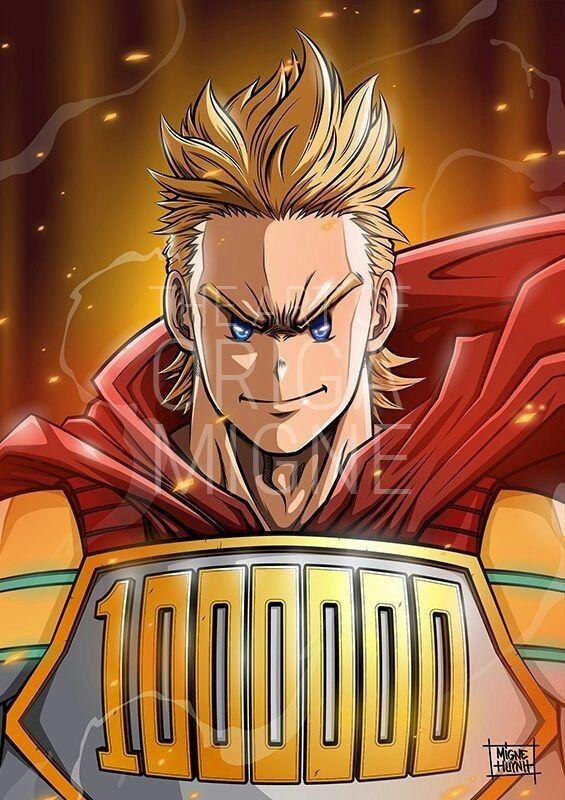 Pin By Sergio Luis On Lemillion Anime My Hero Academia Episodes Hero