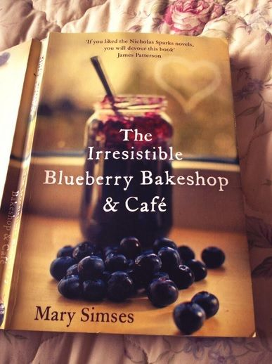 The Irresistible Blueberry Bakeshop & Cafe - this book is reserved.