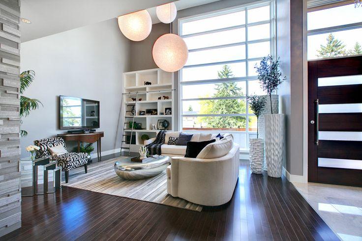 Living room Calgary Real Estate