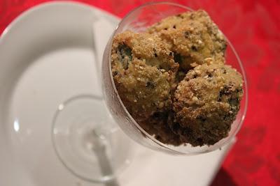 Low Salicylate risotto balls