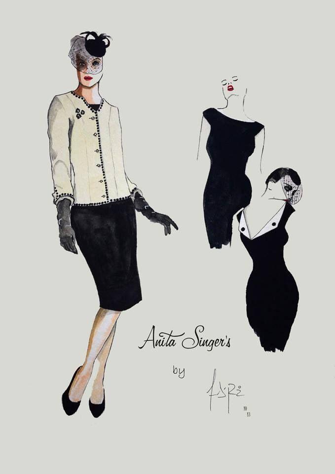 Diseño Anita Singers