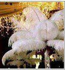 """Дешевое 100 шт./лот 12 14 30 35 белый страусовых перьев украшение ну вечеринку страусовых перьев, Купить Качество Перо непосредственно из китайских фирмах-поставщиках:       Оптовая 100 шт./лот 12-14 """"30-35 см желтый цвет плюмаж из страусиных перьев страусовые перья Свадебные"""