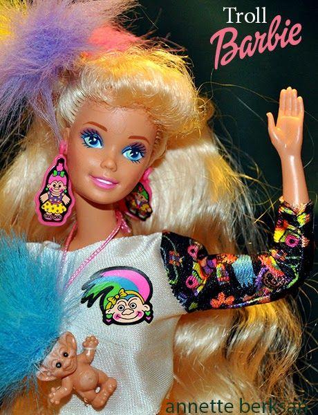 Barbie Troll   Pop Culture.