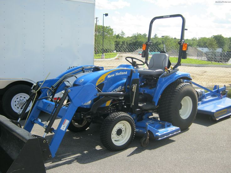 New Compact Tractor : Best compact tractors ideas on pinterest
