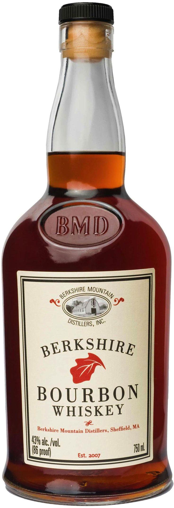 Berkshire Mountain Bourbon Whiskey | @Caskers