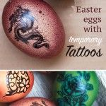 Easter+Eggs+with+Temporary+Tattoos