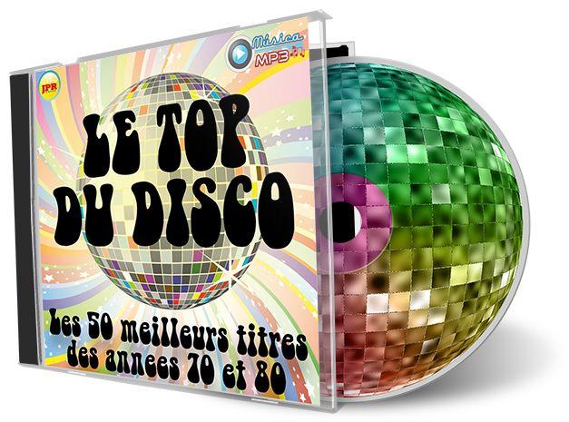 VV.AA. El Mejor Disco. Los mejores 50 títulos Disco de los años 70 y 80 (2014) - IntercambiosVirtuales