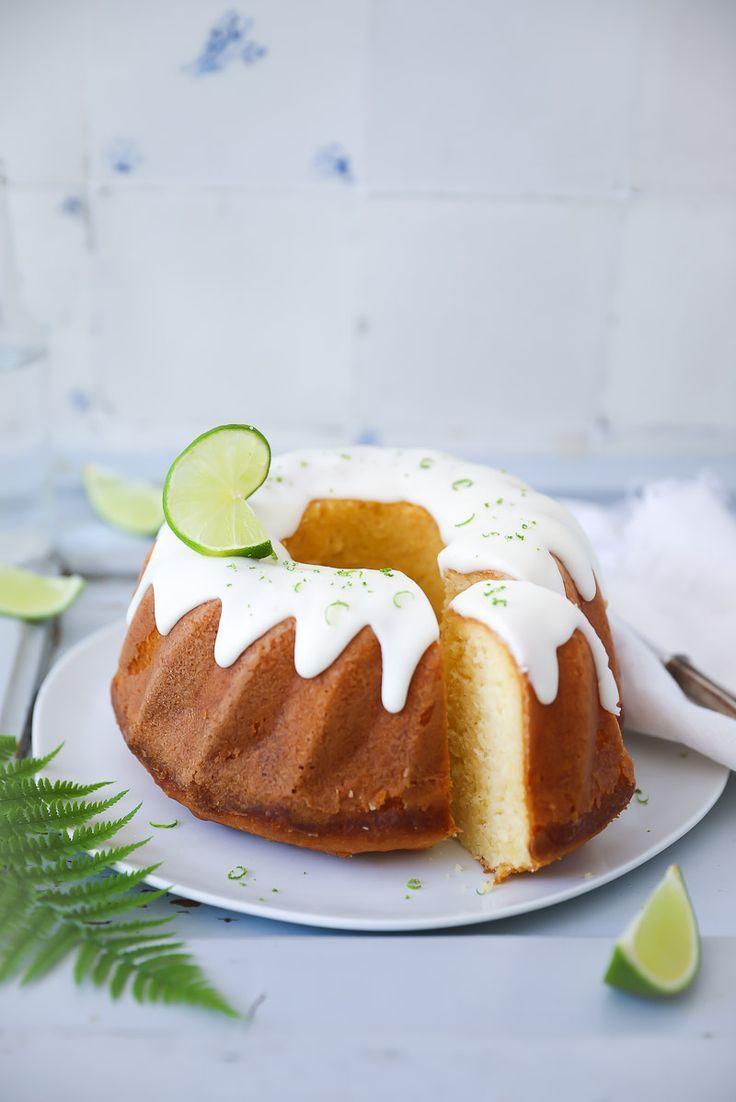 Rezept Fur Gin Tonic Kuchen Ein Limetten Gugelhupf Mit Gin Und Tonic Rezept Kuchen Rezepte Kuchen Und Torten Und Kuchen