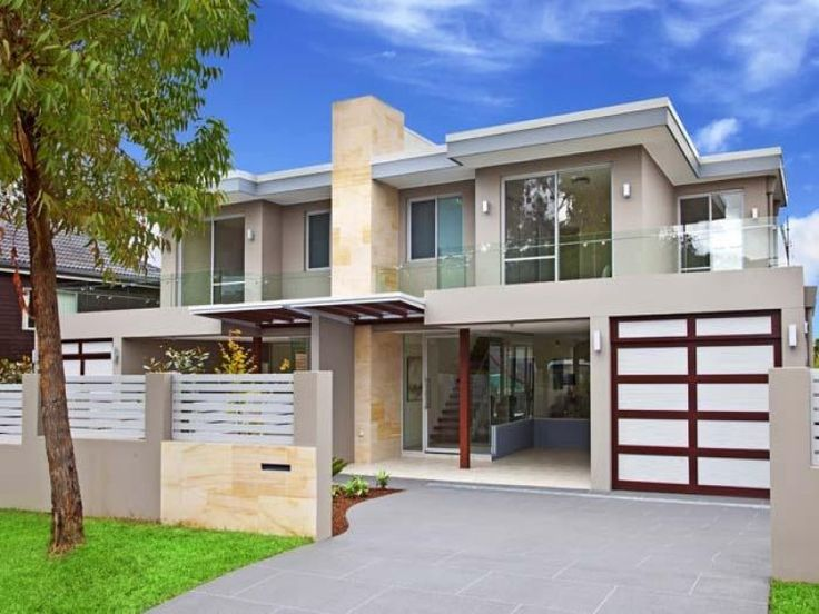 Photo of a glass house exterior from real Australian home - House Facade photo 1435799