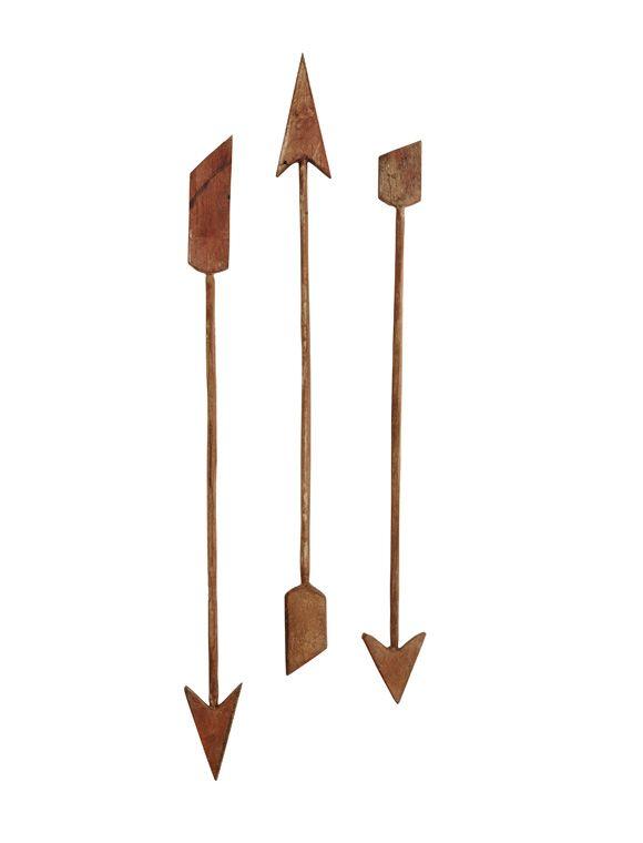 Holzpfeile von Madam Stoltz - MADAM STOLTZ CAR möbel