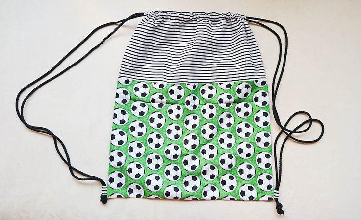 Cositas de Roci: Tutorial mochila de cuerdas