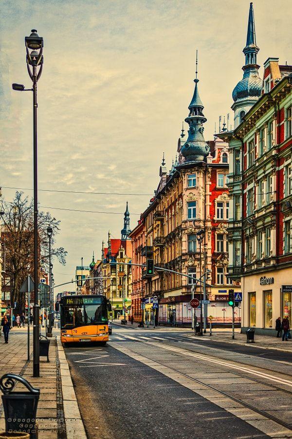 Gliwice (Poland) by Grzegorz Hawrot /