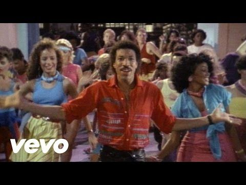 Music video by Lionel Richie performing All Night Long (All Night). (C) 1983 Motown Records, a Division of UMG Recordings, Inc.