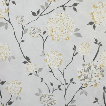 Home Decor Fabric VERONA - Tranquil - Yellow