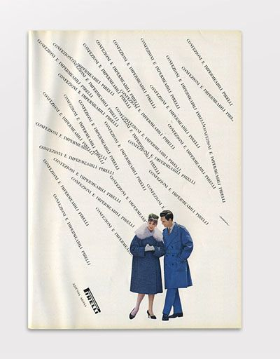 print #advertisement Bob Noorda, 1959