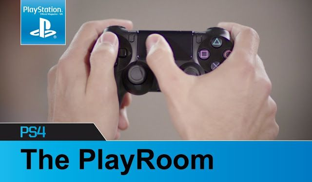 PS4 Playroom Bundle Pack