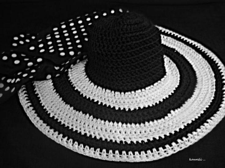 summer hat crochet