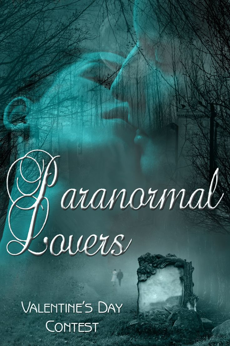 Paranormal Lovers Valentine Contest