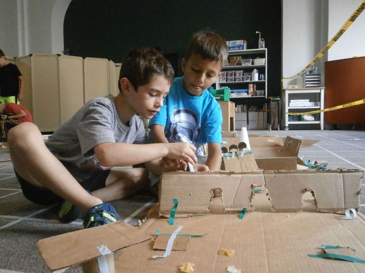 16 best DC Summer Camp images on Pinterest | Building museum ...
